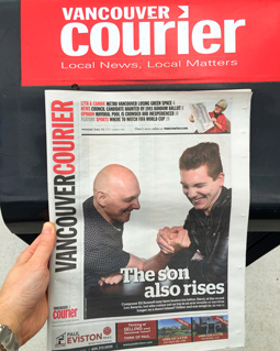 The Vancouver Courier Print Edition
