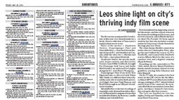 The Province-Leos_Shine_Light