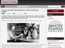 Vancity Filming - Beachcombers