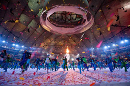 Opening Ceremony of the X Winter Paralympic Games