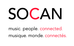 SOCAN MUSIC. PEOPLE. CONNECTED.