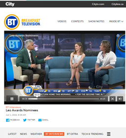 Breakfast Television Vancouver
