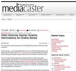 Mediacaster Magazine