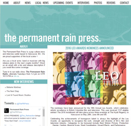 The Permanent Rain Press
