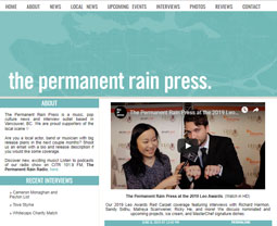 The Permanent Rain Press