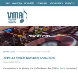Vancouver Musicians Association