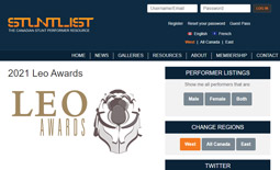 2021 Leo Awards Nominations Announced